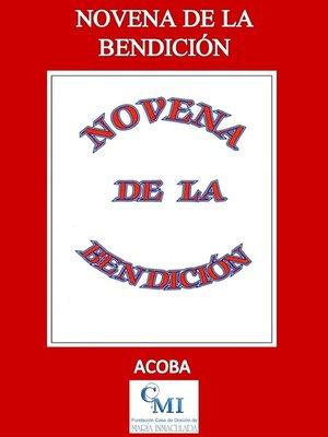 cover image of Novena de la Bendición