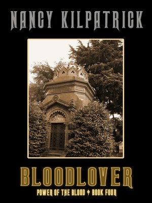 cover image of Bloodlover