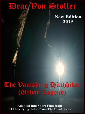 cover image of The Vanishing Hitchhiker (Urban Legend)