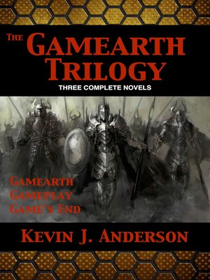 cover image of Gamearth Trilogy Omnibus
