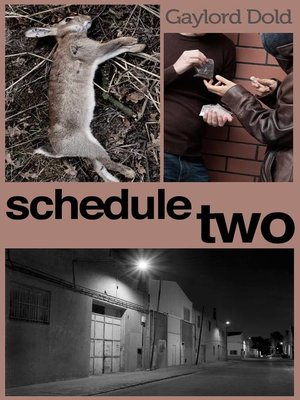 cover image of Schedule Two