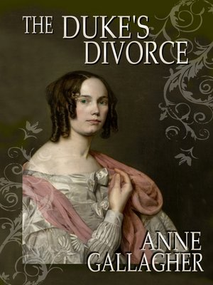 cover image of The Duke's Divorce (The Reluctant Grooms Series Volume IV)