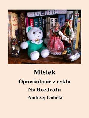 cover image of Misiek