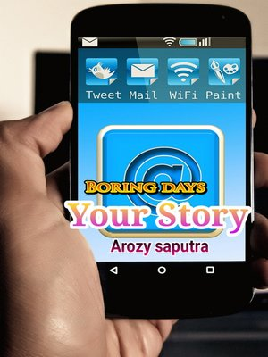 """cover image of Your Story """"Boring Days"""""""