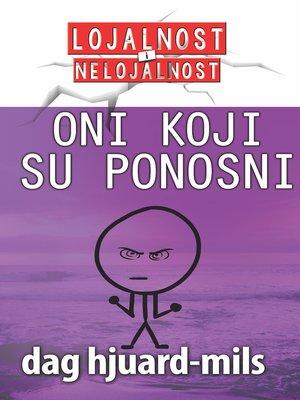 cover image of Oni koji su PONOSNI