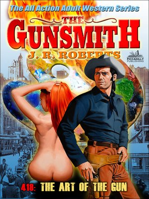 cover image of The Gunsmith 418