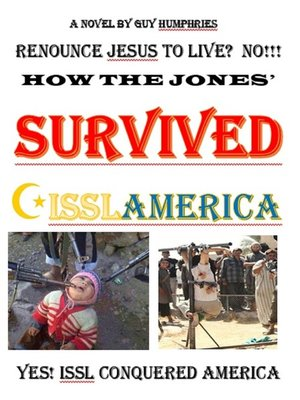 cover image of Survive ISSLamerica