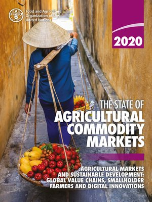 cover image of The State of Agricultural Commodity Markets 2020