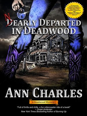 Nearly Departed In Deadwood A Mystery Book 1