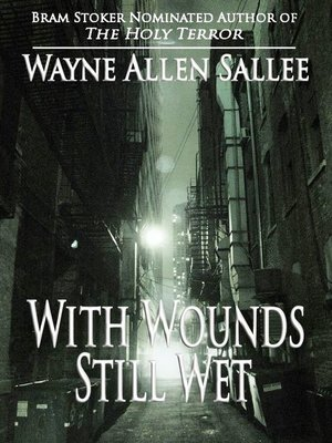 cover image of With Wounds Still Wet