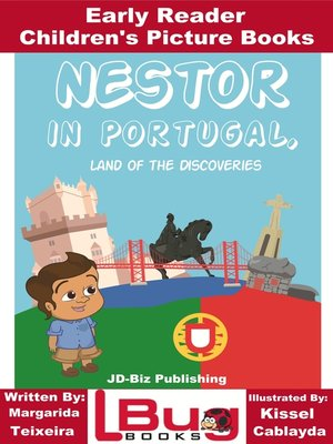 cover image of Nestor in Portugal, Land of the Discoveries