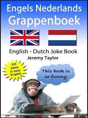 cover image of Engels Nederlands Grappenboek