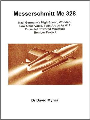 cover image of Messerschmidt Me 328