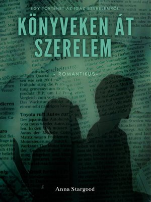 cover image of Könyveken át szerelem