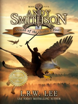 cover image of Vision of the Griffin's Heart (Andy Smithson Book Five)
