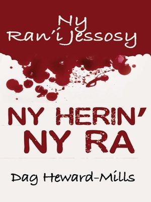 cover image of Ny Herin'ny Ra