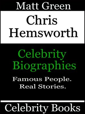 cover image of Chris Hemsworth