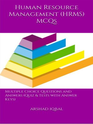 cover image of Human Resource Management (HRMS) Multiple Choice Questions and Answers (MCQs)