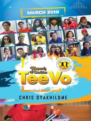 cover image of Rhapsody of Realities TeeVo