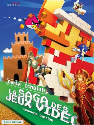cover image of La Saga des Jeux Vidéo