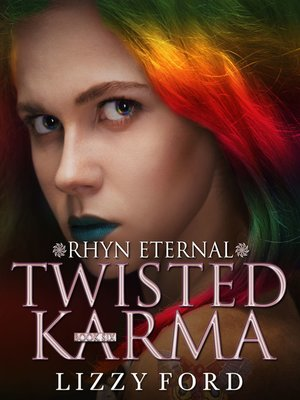 cover image of Twisted Karma