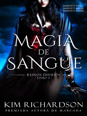 cover image of Magia de Sangue