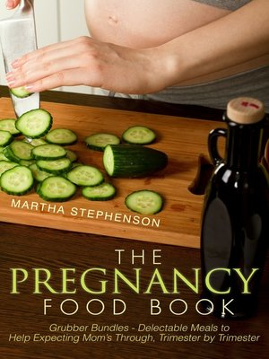 cover image of The Pregnancy Food Book