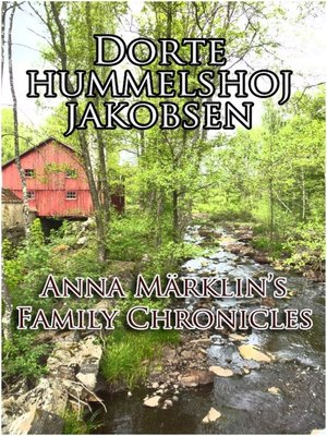 cover image of Anna Märklin's Family Chronicles