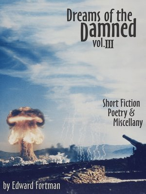 cover image of Dreams of the Damned, Volume 3