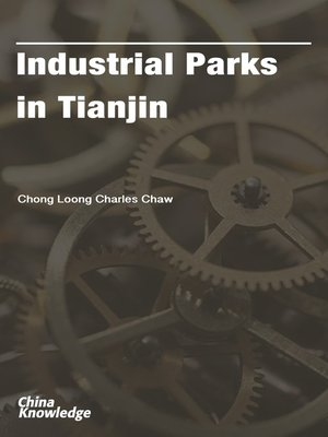 cover image of Industrial Parks in Tianjin