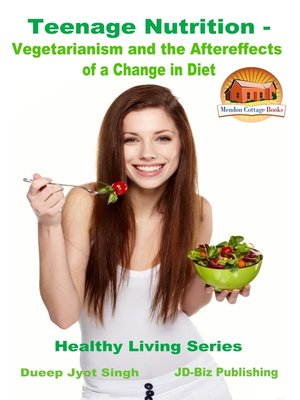 cover image of Teenage Nutrition