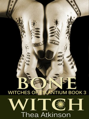 cover image of Bone Witch (Witches of Etlantium book 3)