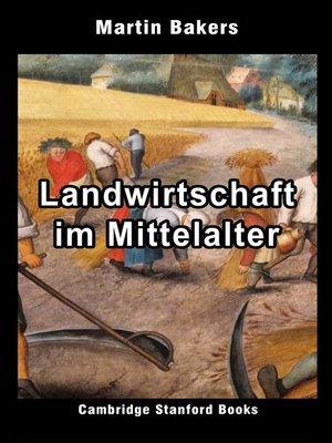 cover image of Landwirtschaft im Mittelalter