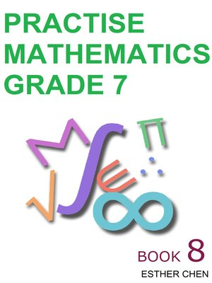 cover image of Practise Mathematics Grade 7 Book 8