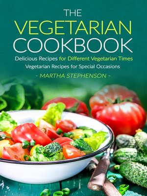 cover image of The Vegetarian Cookbook