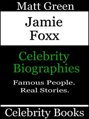cover image of Jamie Foxx