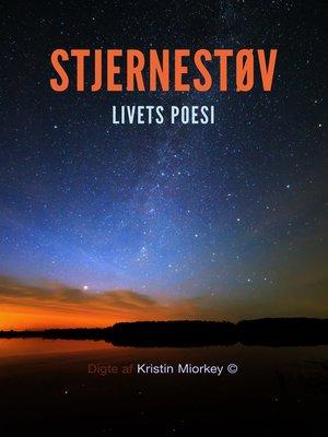 cover image of Stjernestøv
