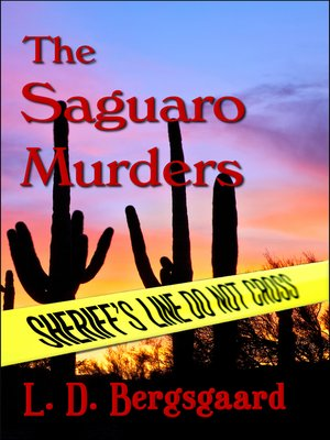 cover image of The Saguaro Murders