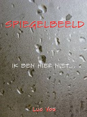 cover image of Spiegelbeeld