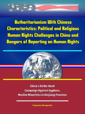 cover image of Authoritarianism With Chinese Characteristics