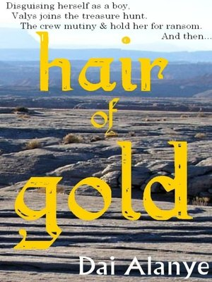 cover image of Hair of Gold