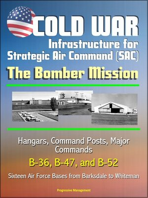 cover image of Cold War Infrastructure for Strategic Air Command (SAC)