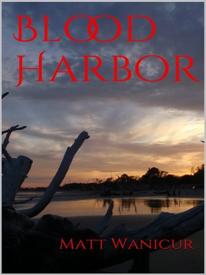 cover image of Blood Harbor