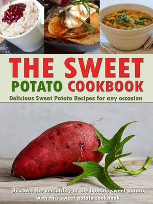 cover image of The Sweet Potato Cookbook