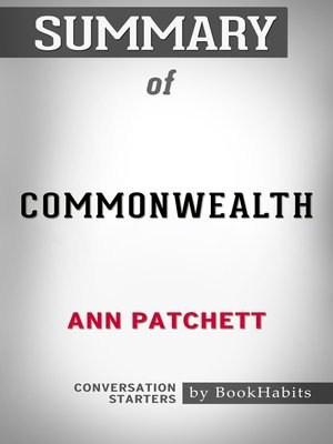 cover image of Summary of Commonwealth