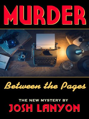 cover image of Murder Between the Pages