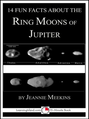 cover image of 14 Fun Facts About the Ring Moons of Jupiter