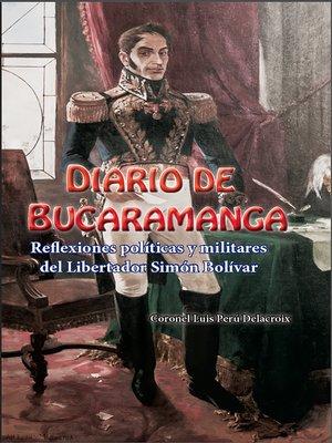 cover image of Diario de Bucaramanga