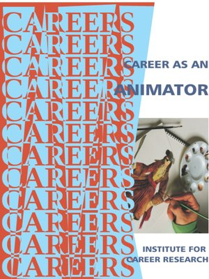 cover image of Career as an Animator