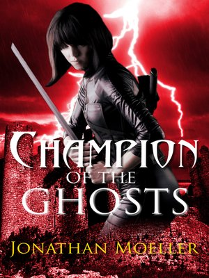 cover image of Champion of the Ghosts